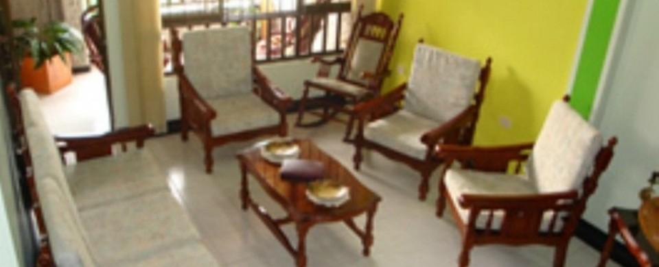 Sala de estar. Fuente: casadeyaro.com